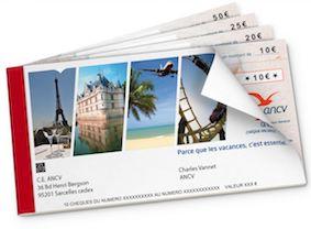 Réglez votre séjour avec vos chèques vacances ANCV